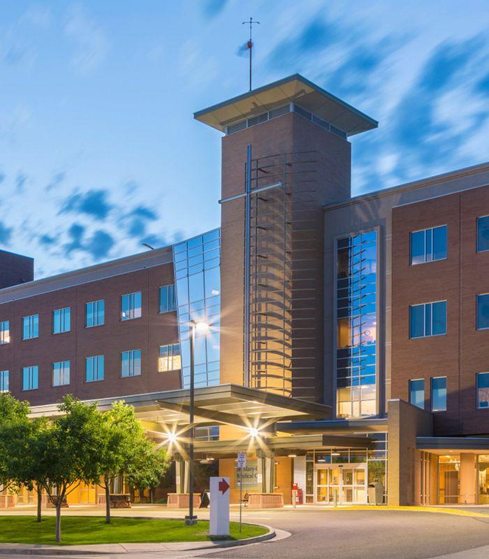 St. Mary Corwin Hospital