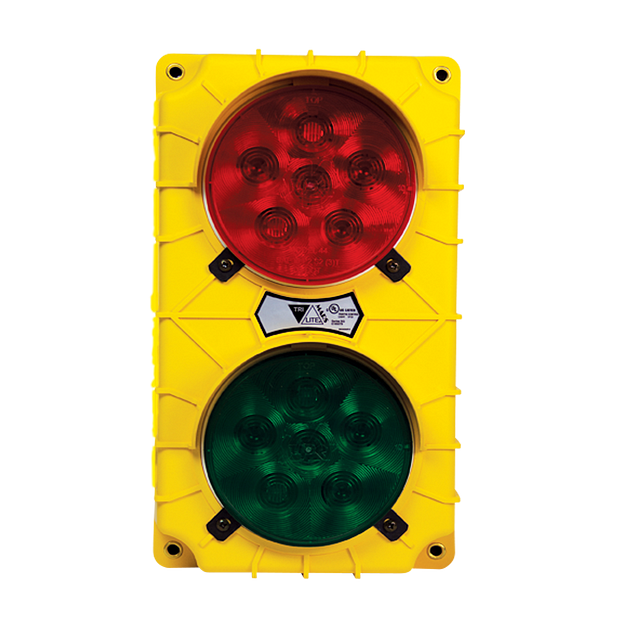 RGL24LY Red Green Light HERO