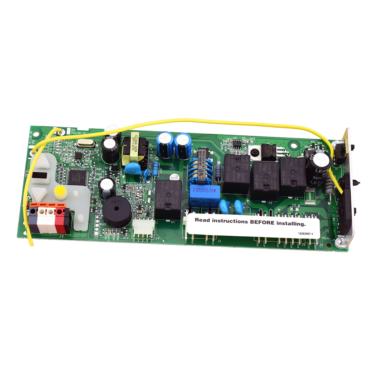 045DCT - Receiver Logic Board, Security+ 2.0