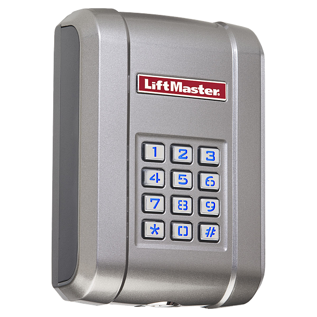 KPW250 Wireless Commercial Keypad RIGHT