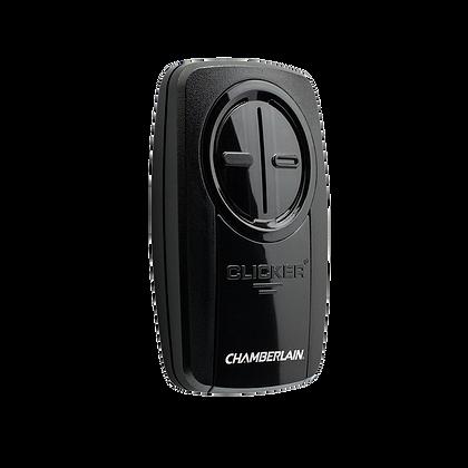 KLIK3C-BK2 Télécommande originale à cliquet® universelle noire pour portes de garage