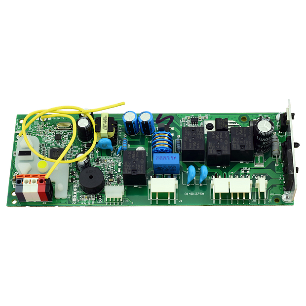 045DCT125 - Receiver Logic Board, 1-1/4HP