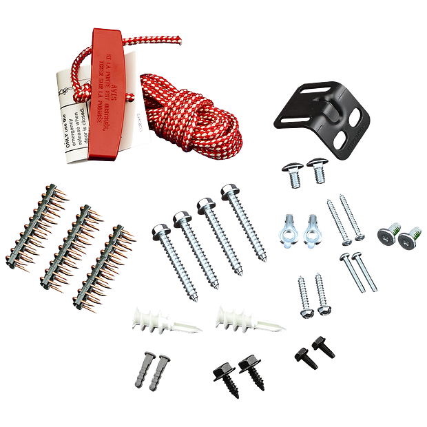 041A6298 Installation Hardware Kit