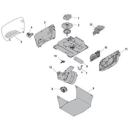 C253 Parts Diagram