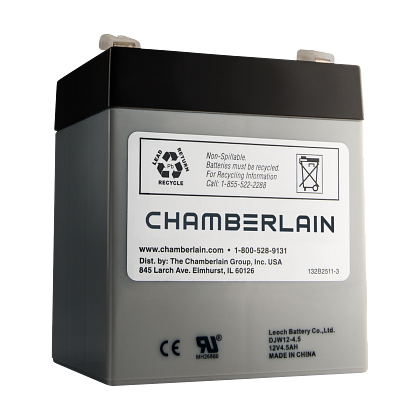 G4228 Battery Backup System Replacement Battery Chamberlain
