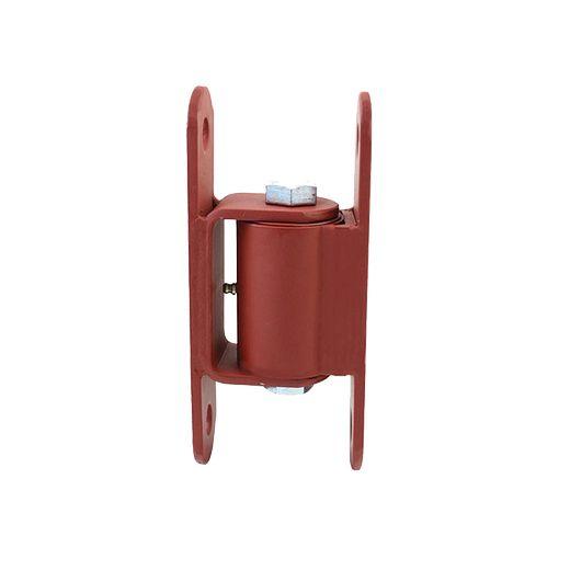 2050P, bisagra GUARDIAN de servicio pesado, atornillada al portón, atornillada al poste, imprimada IMAGEN PRINCIPAL