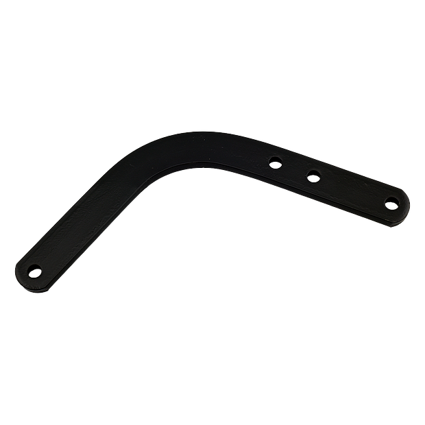 41B0035B Curved Door Arm