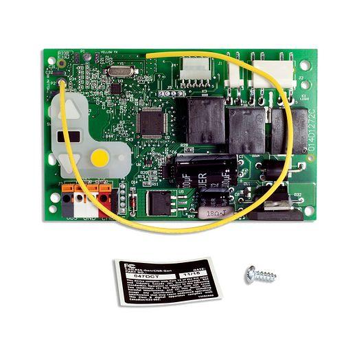 047DCT - Placa lógica del receptor de Security+ 2.0, sin MyQ