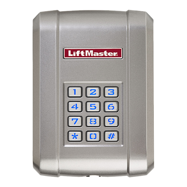 KPW250 Wireless Commercial Keypad HERO