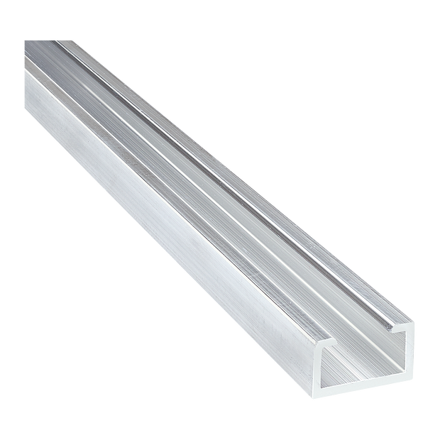 L50CHAL Large Profile Channel Aluminum HERO