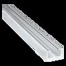 L50CHAL, perfil grande con canal de aluminio IMAGEN PRINCIPAL
