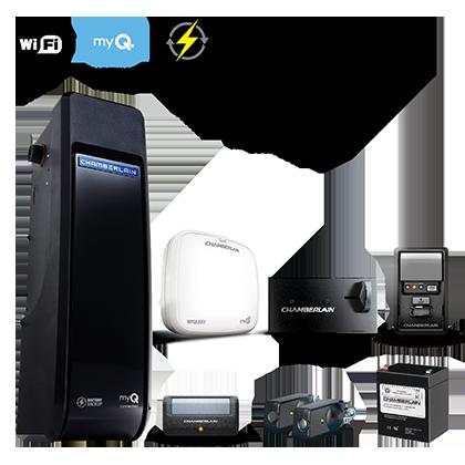 Chamberlain RJO70 Next-Gn Wi-Fi Garage Door Opener