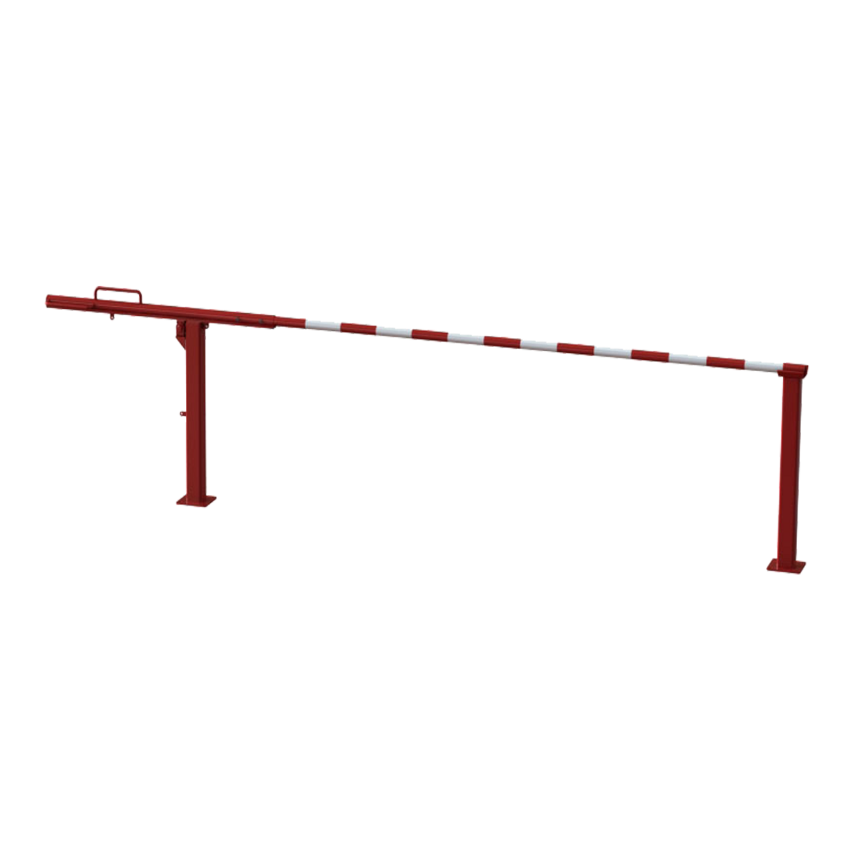 14000S-12 14000S-16 14000S-20 SENTINEL Manual Lift Barrier Gate Arm Surface Mount HERO