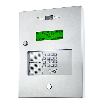 EL2000SS Telephone Entry for Commercial Applications and Gated Communities LEFT