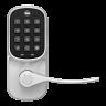 LMLEVPACK-SN LiftMaster Lever Smart Lock