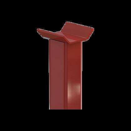 14000SR SENTINEL Lift Barrier Receiver Post Surface Mount HERO
