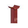 14000SR SENTINEL Lift Barrier Receiver Post Surface Mount HERO