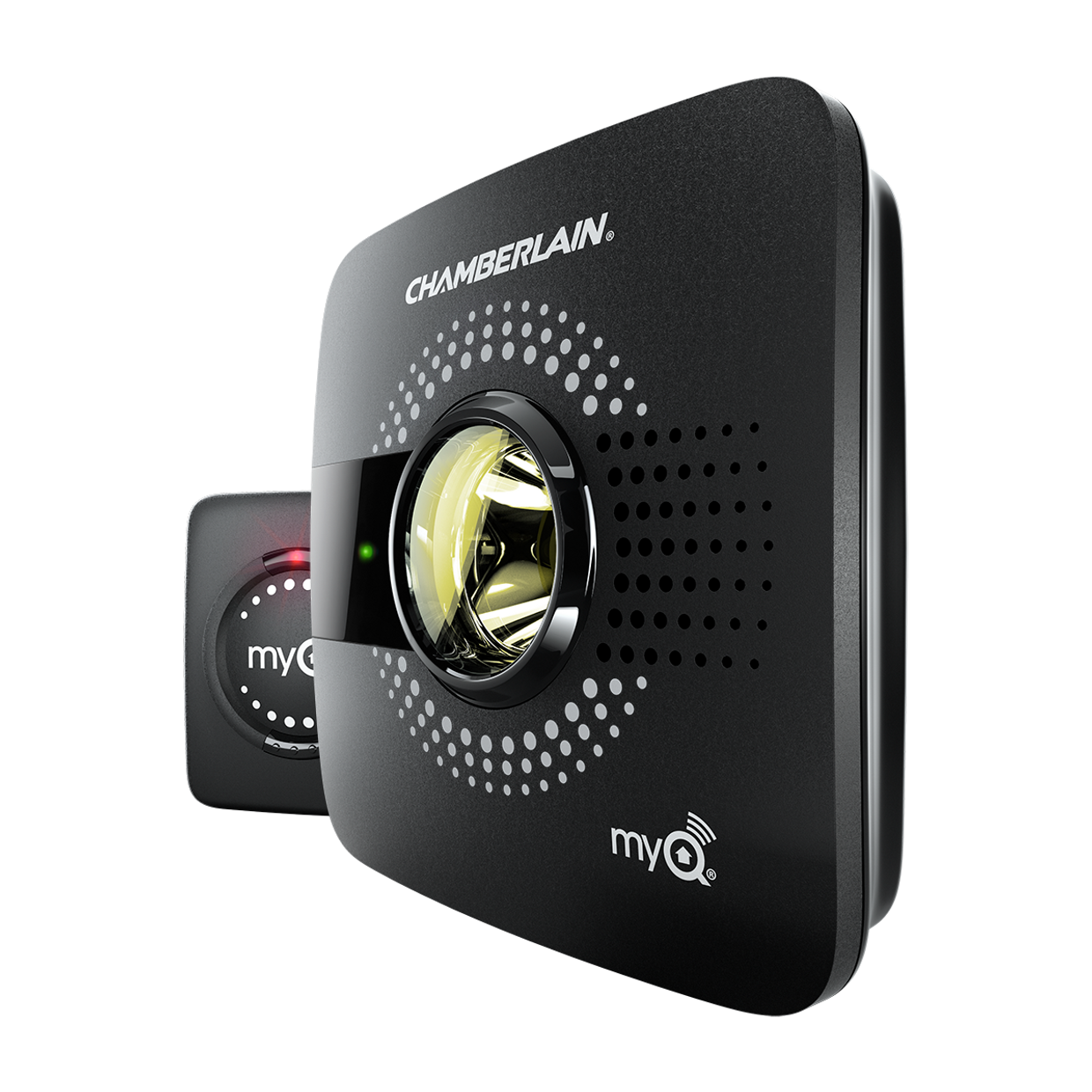 MYQ-G0301-D Terminal de garage intelligent MyQ LEFT