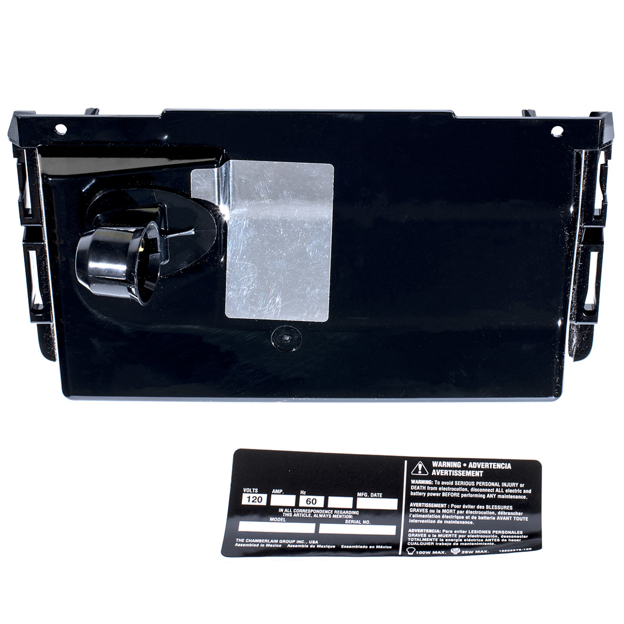 041A7760 End Panel