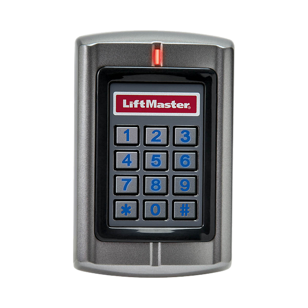 KPR2000  Wired Keypad and Proximity Reader HERO