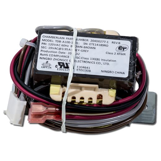 041D0277-1- Transformer, WiFi Battery Backup