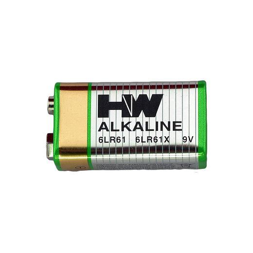 K010A0016 9V Alkaline Battery
