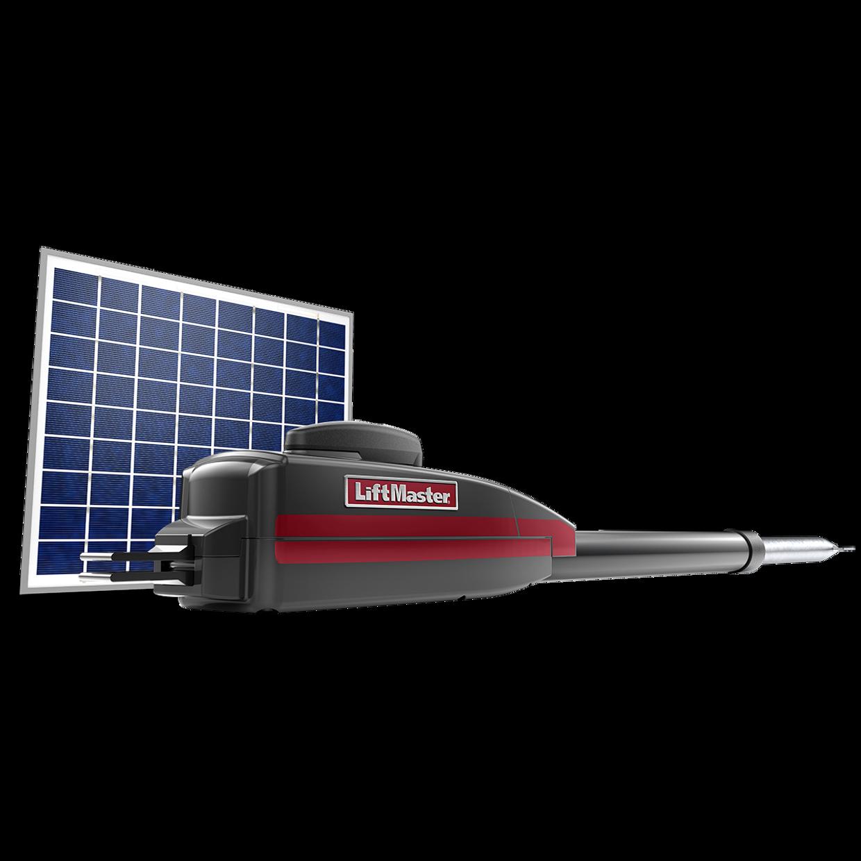 LA412PKGU 12VDC Solar Residential Linear Actuator HERO