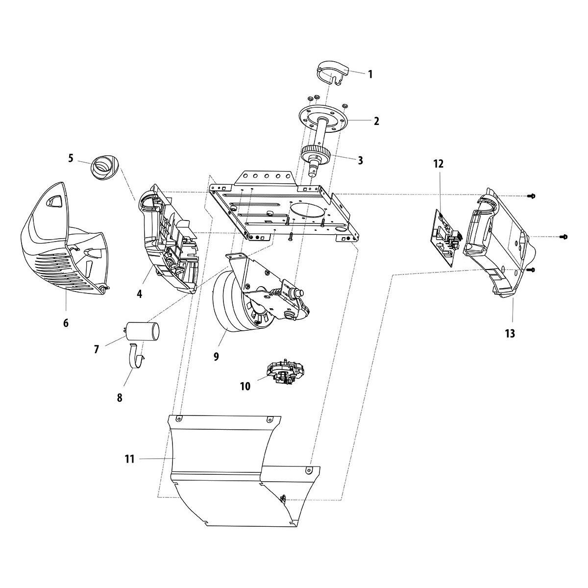 Liftmaster Garage Door Opener Replacement Circuit Board