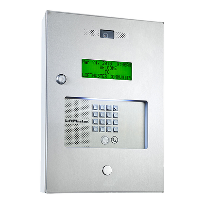 EL2000SS Telephone Entry for Commercial Applications and Gated Communities RIGHT