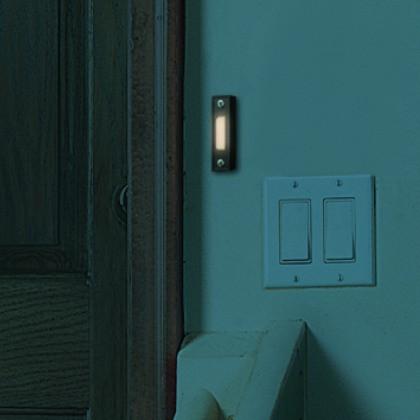 Chamberlain DB100 Lighted Doorbell
