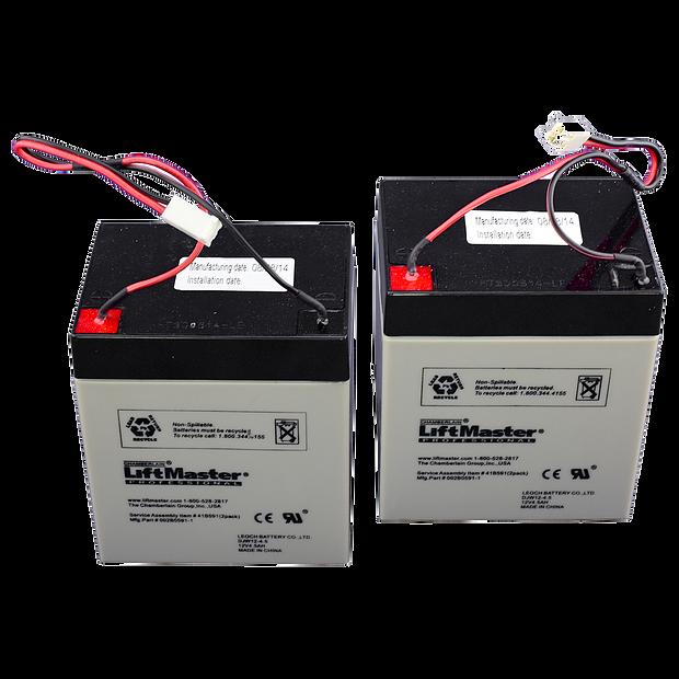 "[""041B0591- Battery Backup Kit, Qty. 2""]"
