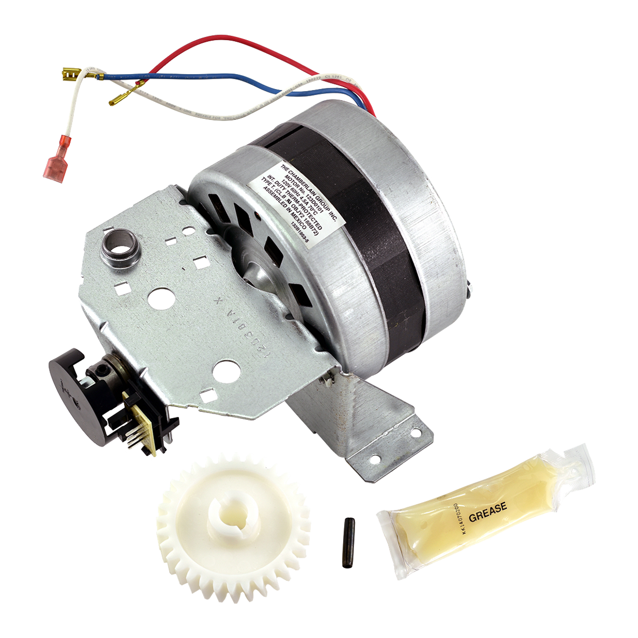 041D3058- Motor and Bracket Kit
