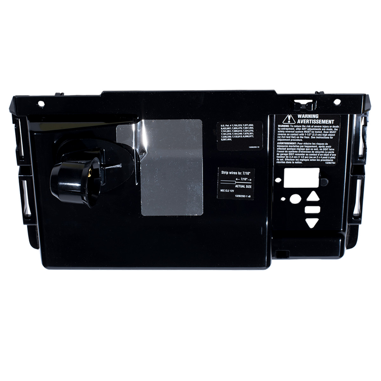 Belt Drive Garage Door Openers Chamberlain Ultra Remote Start Wiring Diagram End Panel