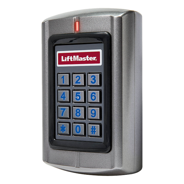 KPR2000 Wired Keypad and Proximity Reader LEFT