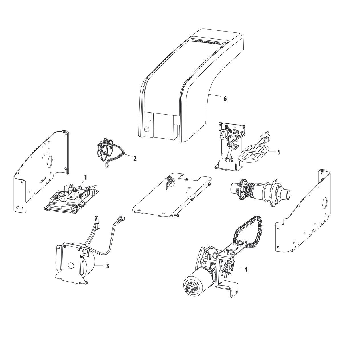 liftmaster 8500w wall mount garage door opener liftmaster rh liftmaster com