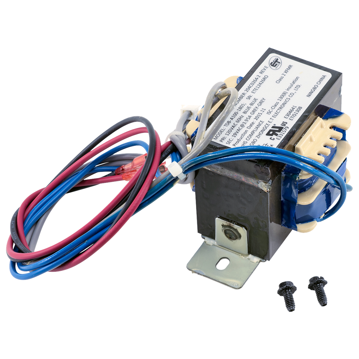 041a7635 Transformer And Wire Harness Kit 100va Chamberlain Cover