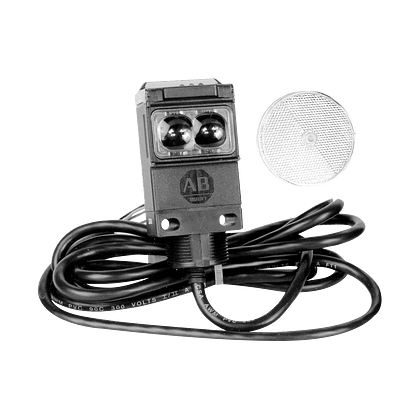 RETROAB Retro-Reflective Photo Eye by Allen Bradley HERO