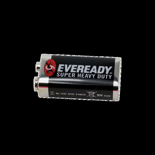 K010A0025  9V Battery