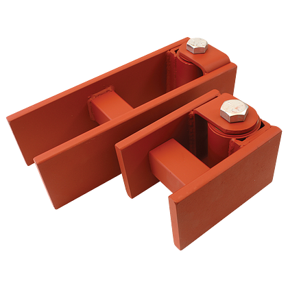 2190P GUARDIAN Heavy Duty Uphill Hinge Pair Prime Coated HERO