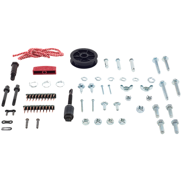 "[""041A7920-2- Hardware Kit, Belt Drive""]"