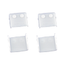 041A7276 Trolley Wear Pad Kit