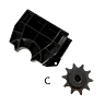 041-0035-Chain-Spreader-Sprocket-Kit