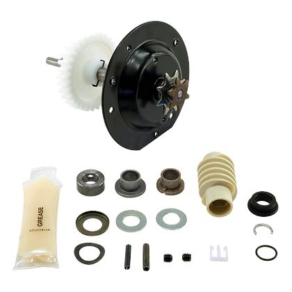 041A5658-1 Dual Gear and Sprocket Kit, 3/4HP