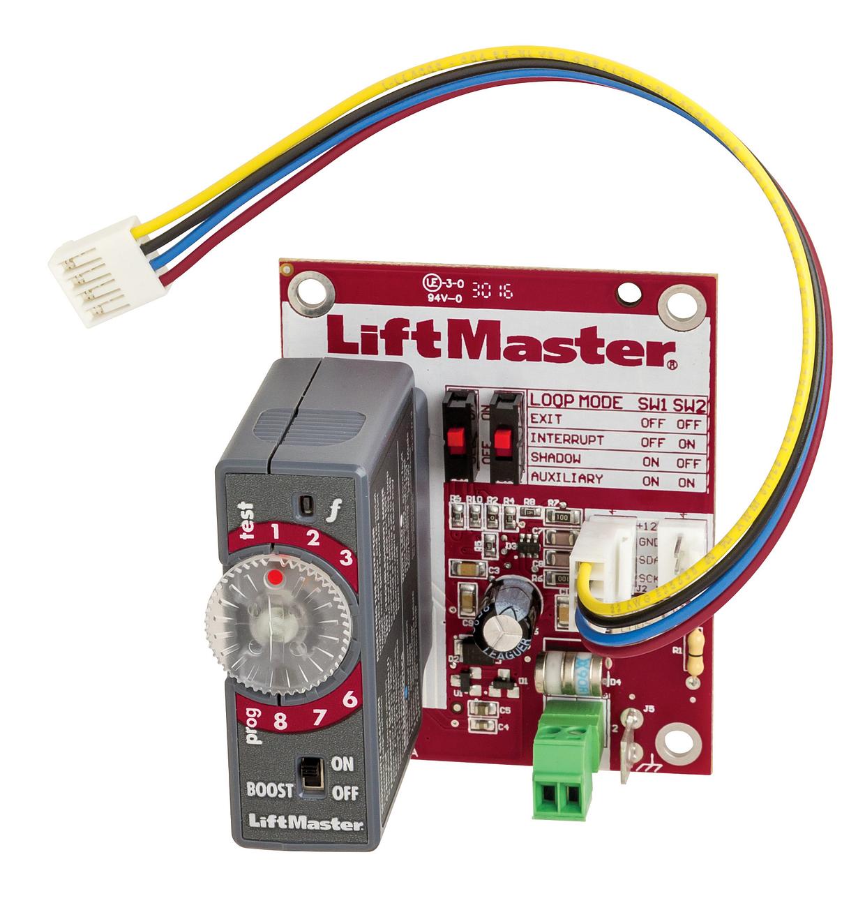 CAPXL Loop Detector Input Board