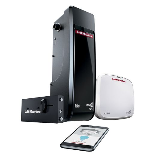 Liftmaster 8500w Wall Mount Garage Door Opener Liftmaster