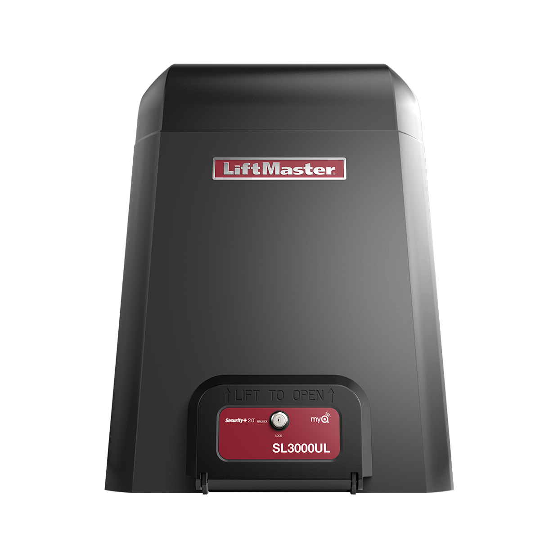 SL3000101U SL3000501U 1 HP AC High Traffic Commercial Slide Gate Operator HERO