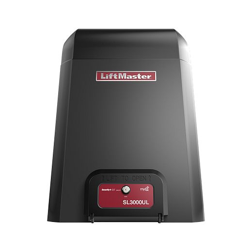 Actionneur de barrière coulissante commerciale c.a. 1ch SL3000101U SL3000501U pour grande circulation HERO