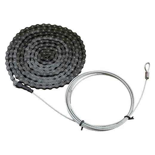 041C2760, kit de cadena y cable de 8 pies