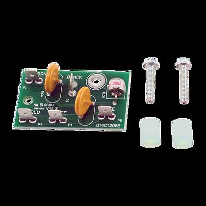 041B7611, placa del filtro de ruidos