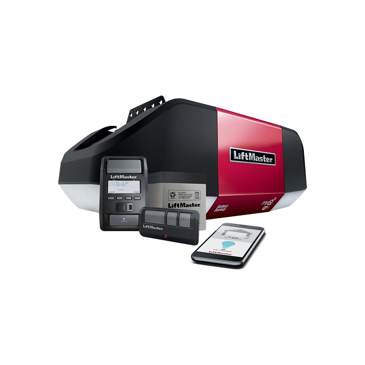 LiftMaster 1345 Replacement Parts | LiftMaster on